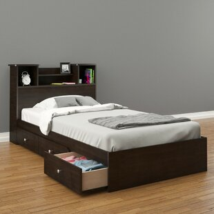 Find for Baillie Platform Bed with Storage by Harriet Bee Reviews (2019) & Buyer's Guide