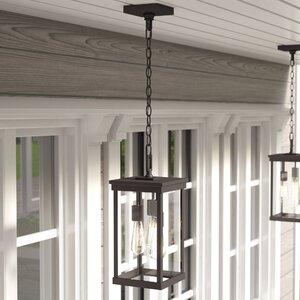 Mccombs 3-Light Outdoor Hanging Lantern