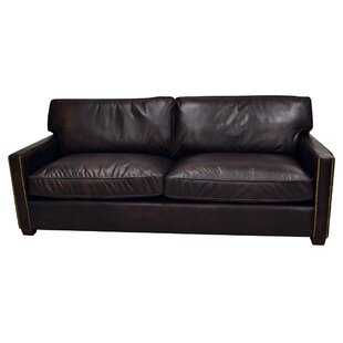Looking for Amesbury Leather Sofa by Trent Austin Design Reviews (2019) & Buyer's Guide