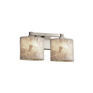 Rosecliff Heights Conovan 2-Light Vanity Light