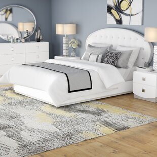 Rachna Platform 5 Pieces Bedroom Set