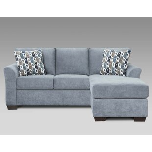 Red Barrel Studio Paes Sleeper Sectional