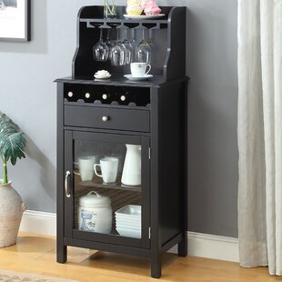 Charlton Home Dishon Bar Cabinet
