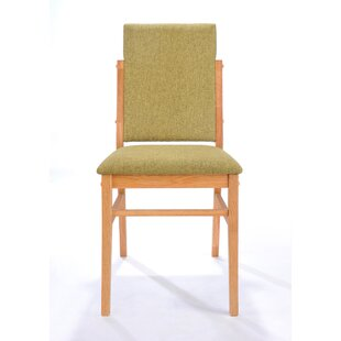 George Oliver Wehrle Upholstered Dining Chair (Set of 2)
