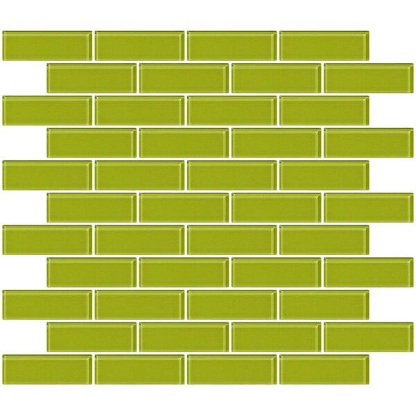 Lime Green Backsplash Tile Wayfair