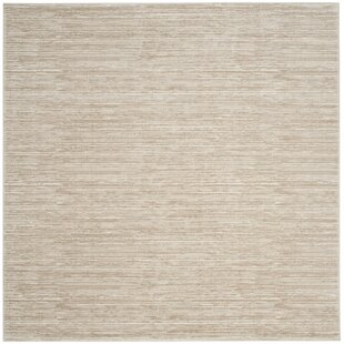 Affordable Harloe Ivory/Cream Area Rug By Zipcode Design