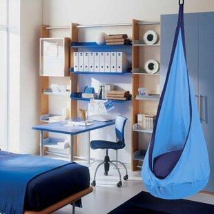 Iddings Kid\'s Hanging Pod Hammock Swing Chair