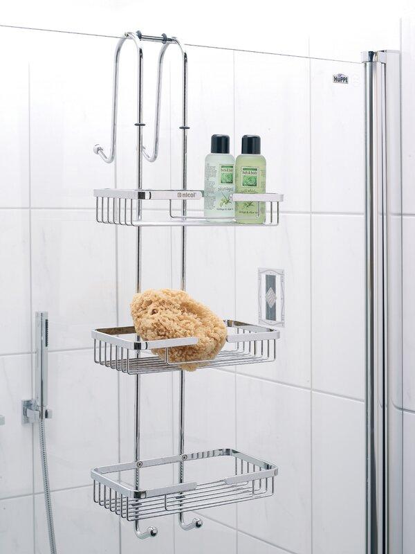 nicol hängender duschkorb nero aus edelstahl & bewertungen ... - Hangeregal Dusche Rostfrei
