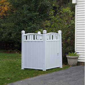 Outdoor Storage 3 Ft. 4.5 In. W X 3 Ft. 7.5 In.