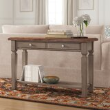 Froelich Console Table by Rosalind Wheeler