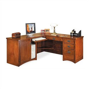 Benno L-Shape Executive Desk