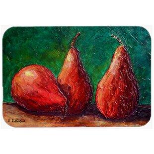 Donohoe Pears Glass Cutting Board