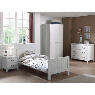 Anthony 4 Piece Bedroom Set By Harriet Bee