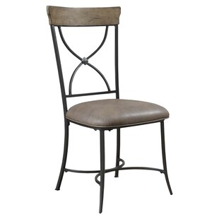 Rocio X-Back Side Chair (Set of 2) Alcott Hill