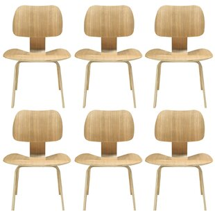 Burdon Dining Chair (Set of 6) George Oliver