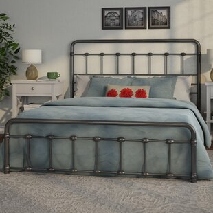 Cobden Panel Bed by Alcott Hill