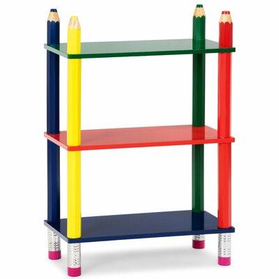 "Northborough 28.5"" Bookcase Zoomie Kids"
