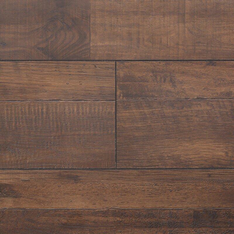 Serradon 8 X 48 X 123mm Laminate Flooring In Vintage Timber Wayfair