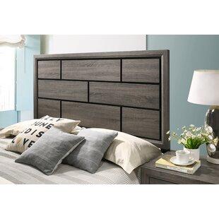 Macy Panel Bed
