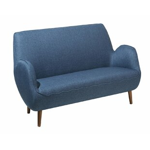 Shop Helland Loveseat by George Oliver