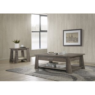 Melendez 2 Piece Coffee Table Set by Wrought Studio