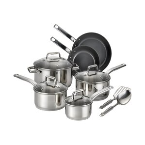 Precision 12 Piece Cookware Set