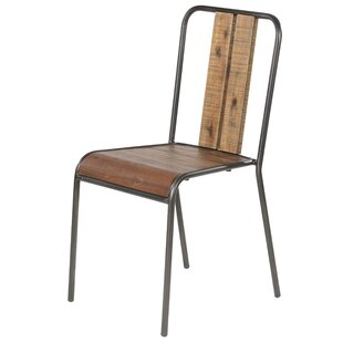 Brewster Solid Wood Dining Chair (Set Of 4) By Borough Wharf