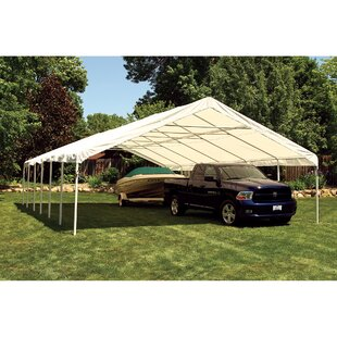 ShelterCoat 18 x 24 ft. Garage Peak Green STD by ShelterLogic