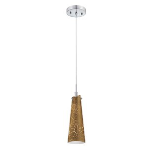 Eurofase Tenor 1 Light Cone Pendant