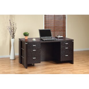 Tarra Heavy Duty Wooden Workstation Computer Desk