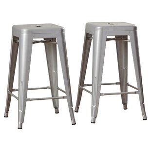 Save  sc 1 st  AllModern & Modern Outdoor Bar Stools