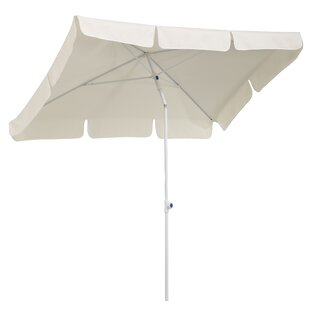 Ibiza 1.8m X 1.2m Rectangular Traditional Parasol By Schneider Schirme