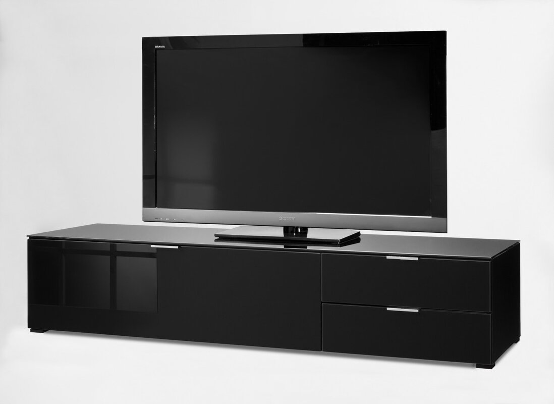cs schmal tv lowboard cleo f r tvs bis zu 65 bewertungen. Black Bedroom Furniture Sets. Home Design Ideas