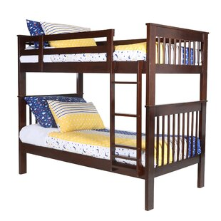 Hessel Twin over Twin Bunk Bed