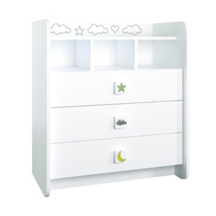 Find for Beacon 3 Drawer Dresser by Harriet Bee Reviews (2019) & Buyer's Guide