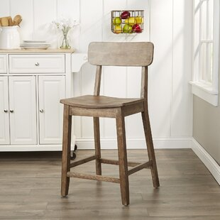 Worcester 24 Bar Stool by Beachcrest Home Best Design