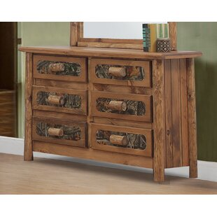 Chelsea Home Furniture Chicopee 6 Drawer Dou..