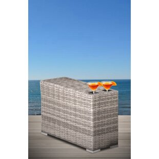 Hoyle 8 Piece Rattan Sectional Set with Cushions