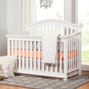 Affordable Sherwood 4-in-1 Convertible Crib ByHarriet Bee