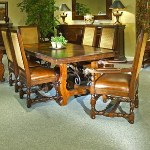 Verona Solid Wood Dining Table