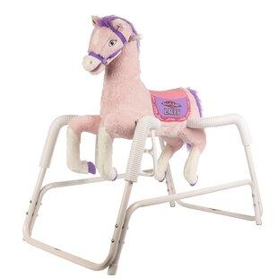 Top Reviews Lacey Spring Rocking Horse ByRockin' Rider