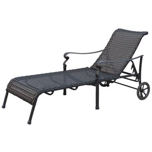 Darby Home Co Kentland Chaise Lounge Frame