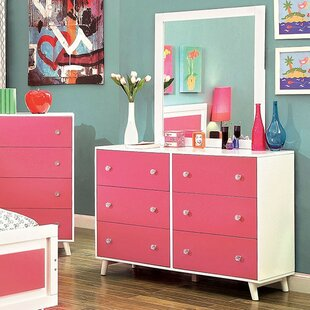 Sauve 6 Drawer Double Dresser by Harriet Bee Looking for