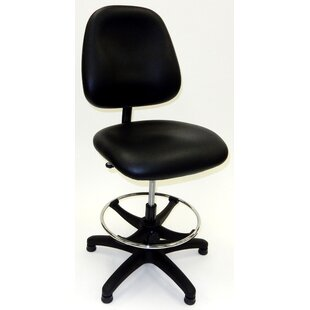 Symple Stuff Mid Back Drafting Chair