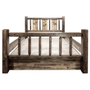 Abella Storage Panel Bed