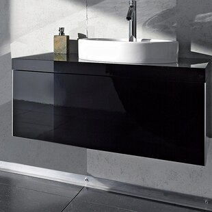 Starck 33 Wall-Mounted Single Bathroom Vanity