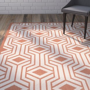 Jefferson Place Red/Beige Indoor/Outdoor Area Rug
