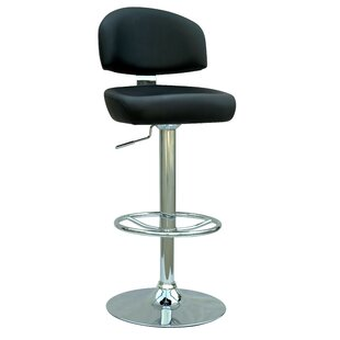 Adjustable Height Swivel Bar Stool New Design