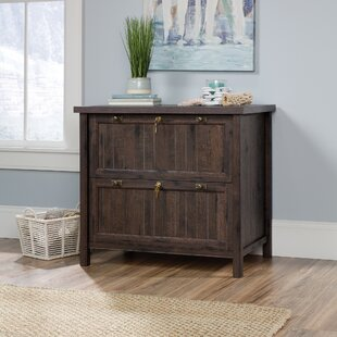 Home Office Wood File Cabinets | Wayfair