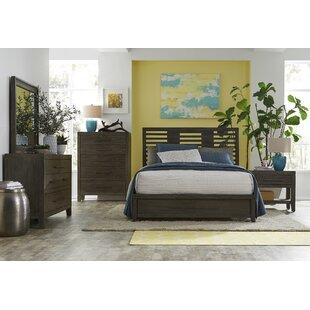 Vickrey Platform Configurable Bedroom Set